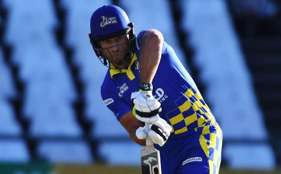 Cape Cobras vs Lions Cricket score