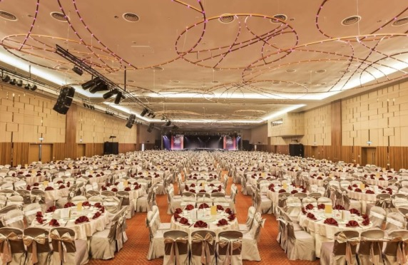 Organise wedding function
