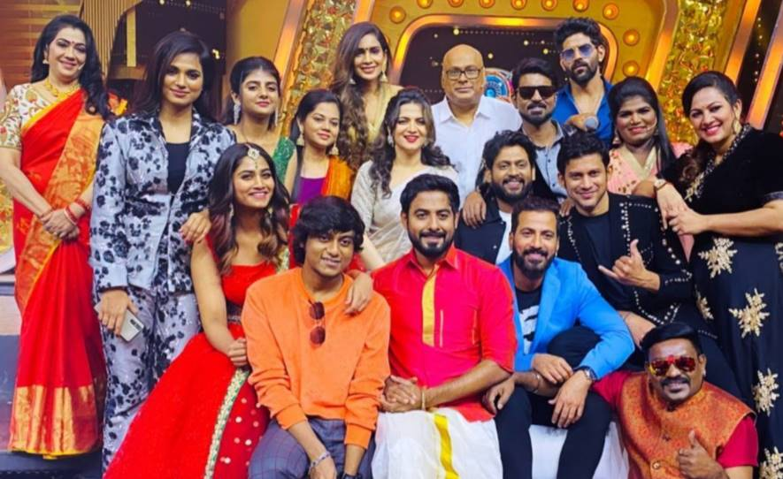 Bigg Boss Kondattam Season 4 Date and Time Confirmed Official Promo