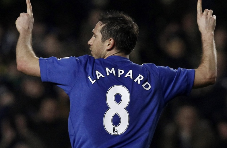 Frank Lampard at Chelsea