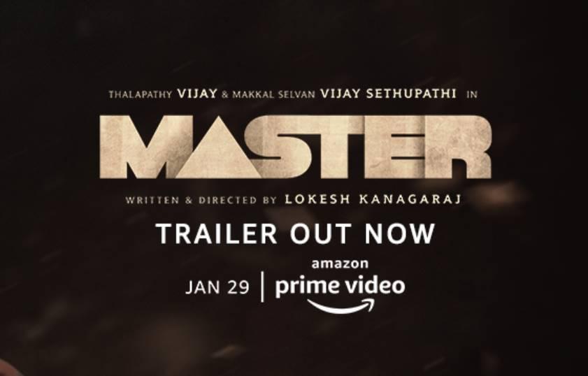Master OTT release date