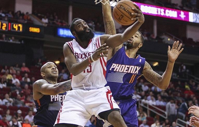 Phoenix Suns vs Houston Rockets Live Stream, TV, Radio