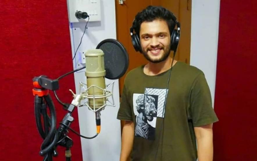 Abhilash Venkitachalam - Super Singer 8 Contestant