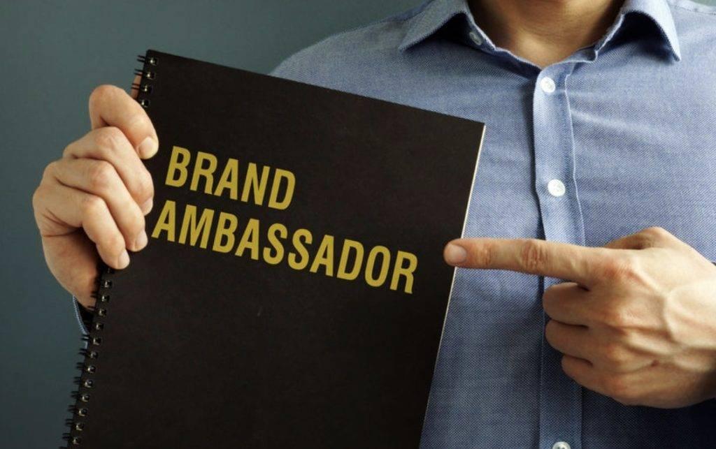 best brand ambassador