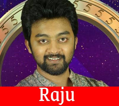 Bigg Boss 5 Tamil Raju