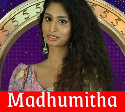 Tamil Bigg boss 5 Madhumitha