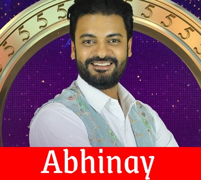 Bigg Boss 5 Tamil Abhinay