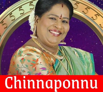 Bigg Boss 5 Tamil Chinnaponnu
