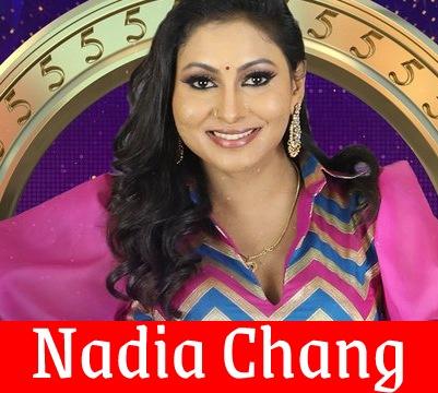 Bigg Boss 5 Tamil Nadia Chang