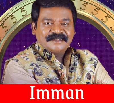 Bigg Boss 5 Tamil Imman