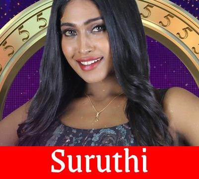 Bigg Boss 5 Tamil Suruthi