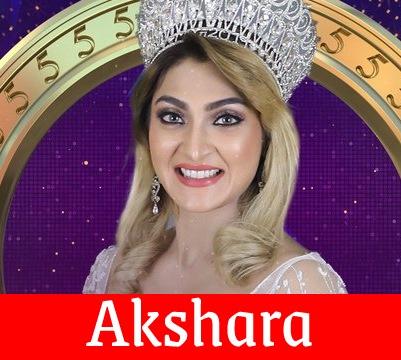 Bigg Boss 5 Tamil Aksara