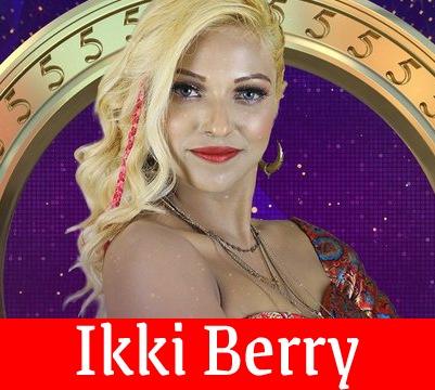 Bigg Boss 5 Tamil Ikki Berry
