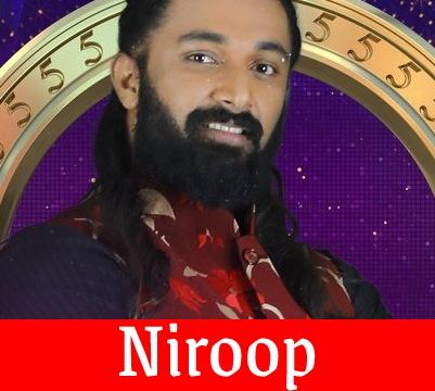 Bigg Boss 5 Tamil Niroop